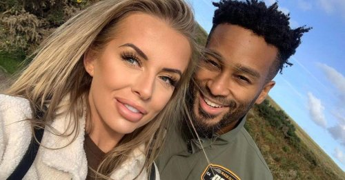 Love Island's Faye and Teddy swerve parties amid feud rumours with islanders