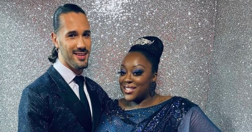 Strictly's Judi Love says she's 'exhausted' as she speaks out on Covid battle