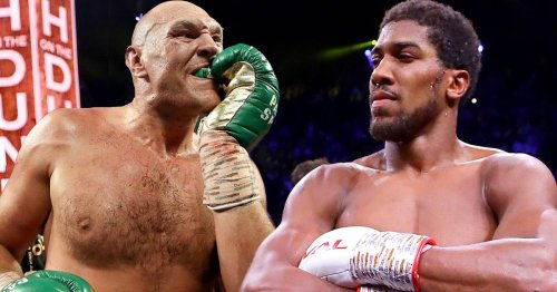 Anthony Joshua has 'serious doubts' over unification bout with Tyson Fury