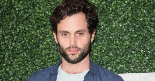 You star Penn Badgley looks unrecognisable in first acting role in Will & Grace