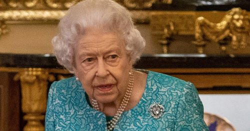 Queen's sweet nod to Prince Philip with brooch made from largest rough diamond