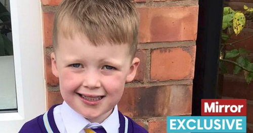 Mum tells boy, 6, that his heart transplant is 'being made by someone special'