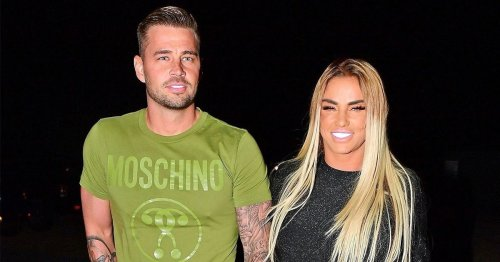 Katie Price wants to seem 'luckiest girl in world' with Carl Woods, says expert