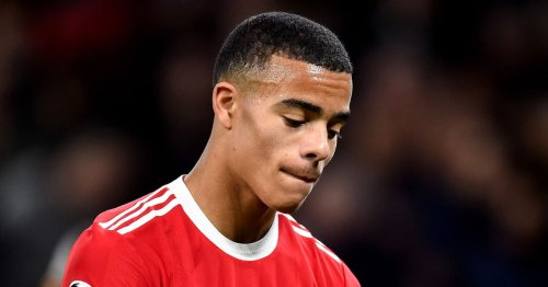 """Mason Greenwood accused of """"cheating"""" in Man Utd's 5-0 defeat by Liverpool"""