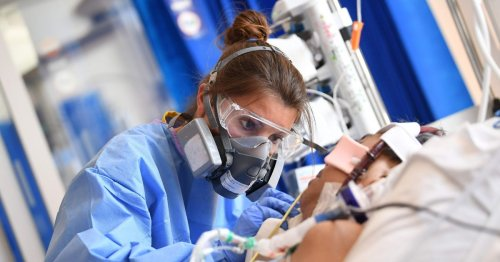 UK coronavirus hospital deaths up by 20 in lowest Thursday rise in lockdown