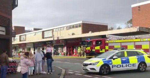 Explosion near busy Asda injures shoppers as area is evacuated