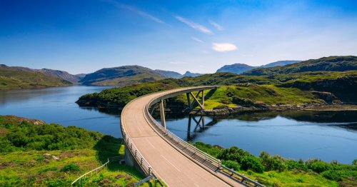 Six Great British road trips to drive your holiday to new heights
