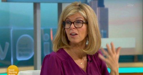 GMB's Ben Shephard mocks Kate Garraway as her phone goes off live on air