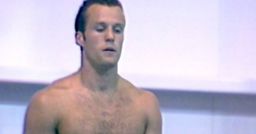 Jason Statham's diving career and embarrassing mistake at Commonwealth Games