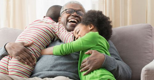 SAGE expert says hugs should be 'brief' and for people who'd 'really value one'