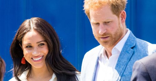 Meghan Markle says children's book The Bench shows 'another side' of masculinity