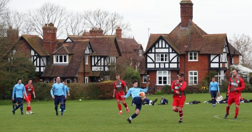 Climate change puts future of football at risk - as amateur teams may disappear