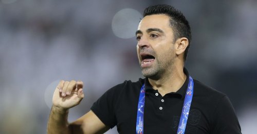 Xavi makes Barcelona job vow as Ronald Koeman replacement