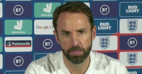 'Leaked England team' emerges with some strange calls for Croatia clash