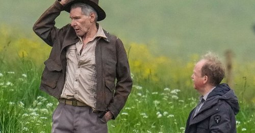 Harrison Ford spotted filming at castle that has links to Phoebe Waller-Bridge