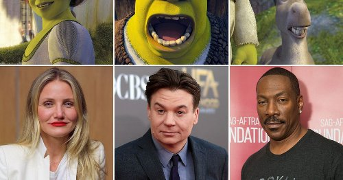 Shrek cast 20 years on - paternity rows, box office flops and quitting showbiz