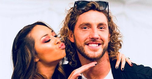 Strictly's Seann Walsh says trolling over Katya Jones kiss led to depression