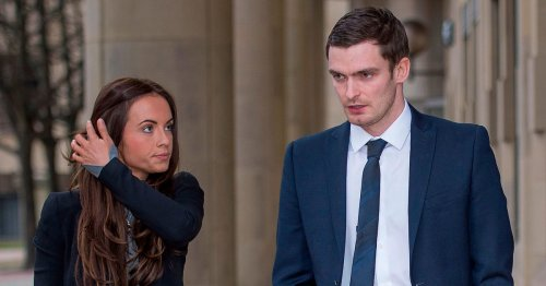 Paedo footballer Adam Johnson becomes dad to second child after ex took him back