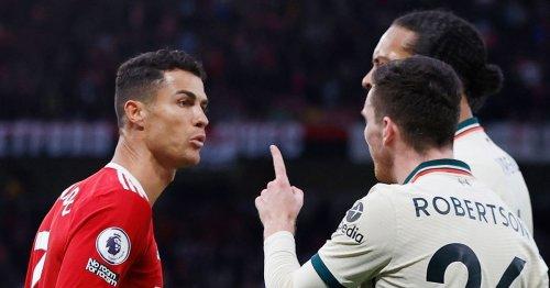 Ronaldo's temper boils over, Salah punching the turf and Man Utd fan exodus