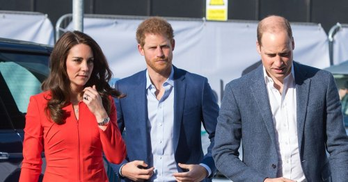 Kate 'defused deeply tense and difficult moment' between William and Harry