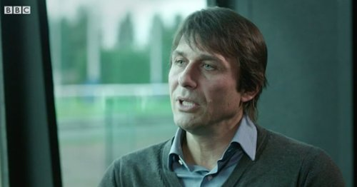 Antonio Conte has made his feelings clear on Man Utd job to replace Solskjaer
