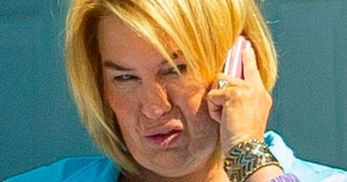 Renee Zellweger looks unrecognisable in a fatsuit as she plays serial killer