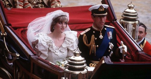 Princess Diana was left feeling 'uneasy' after seeing Camilla on wedding day