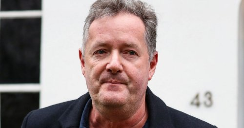 Piers Morgan still suffering long Covid symptoms and 'it's getting irritating'