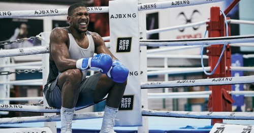 Anthony Joshua outlines game plan for Oleksandr Usyk world title fight