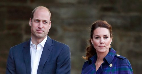 Kate's awkward first meeting with Prince William - and he can't remember it