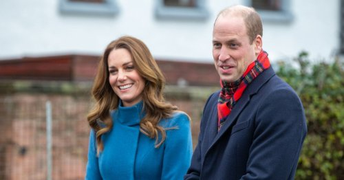 Prince William and Kate release never-before-seen photo to mark Father's Day