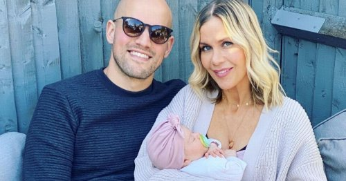 Kate Lawler hits back at vile troll who says she 'doesn't deserve' to be a mum