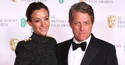 Hugh Grant savagely hits back at claim he married wife for 'passport reasons'