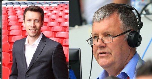 A look at who ITV's England commentator is and what happened to Clive Tyldesley