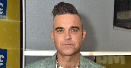 Inside Robbie Williams' £6.75m Wiltshire mansion with helipad as he sells up
