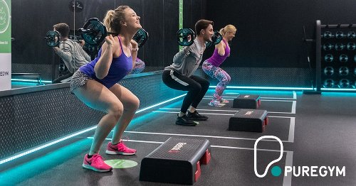 FREE 3 Day Pass to your local PureGym