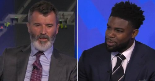 """Keane and Richards clash over Tottenham defeat - """"It's not confusing Micah"""""""