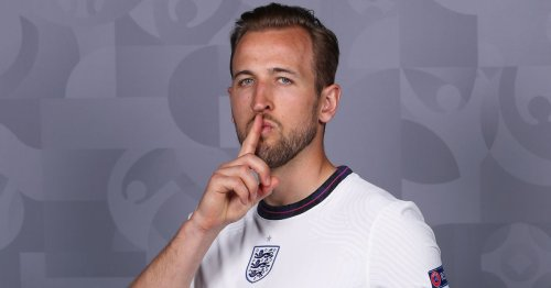 Harry Kane still on nappy-changing duty while taking England to the Euros