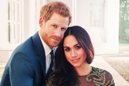 Meghan Markle and Prince Harry cover image