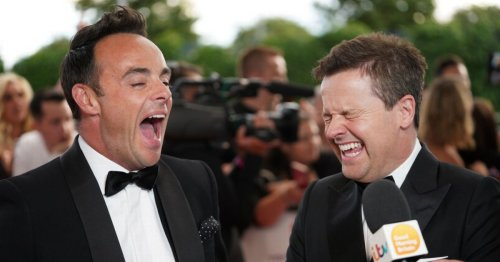 Ant and Dec's 'passion project' Street Car Showdown gets scrapped after pilot