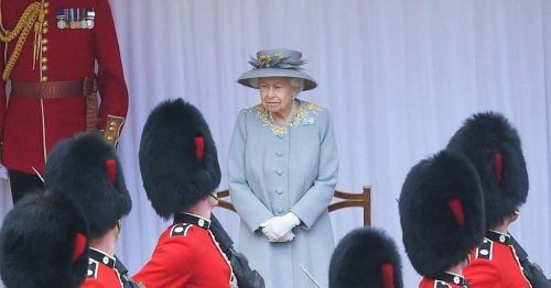 Queen marks first official birthday without Philip at mini Trooping the Colour