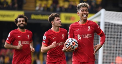 Firmino breaks Premier League record with Liverpool hat-trick vs Watford
