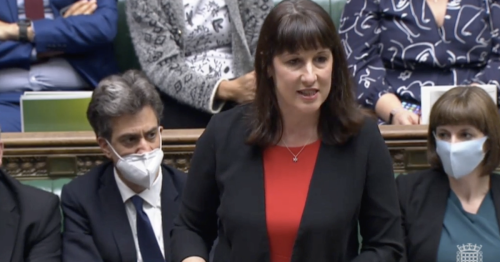 Champagne sipping bankers will cheer Sunak's Budget says Labour's Rachel Reeves