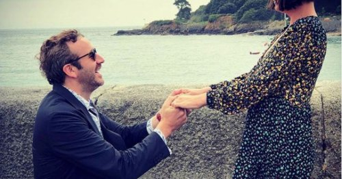 More married couples looking at 'meshing' surnames like presenter Dawn O'Porter