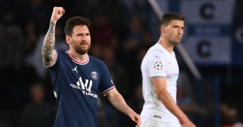 5 talking points as Messi fires PSG to Champions League win over Man City