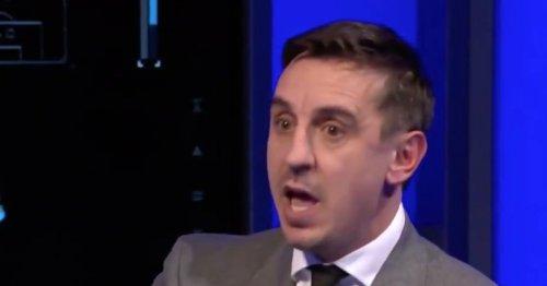 Gary Neville slams Premier League amid fresh plan to play games abroad