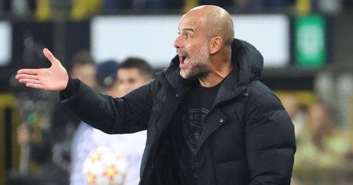 Gutsy Guardiola transfer decision reaffirmed as Man City thrash Club Brugge