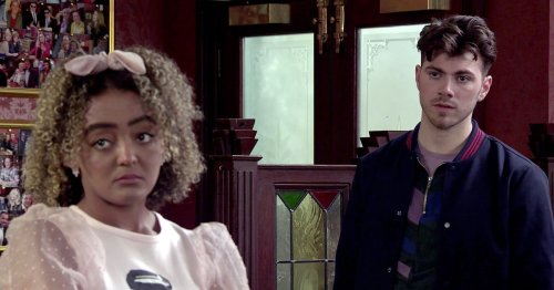 Corrie's Emma Brooker's highly-anticipated romance begins with dashing doctor