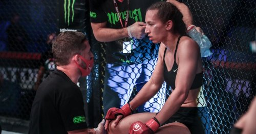 Mandy Bohm wants to make a statement in UFC debut after months of delays