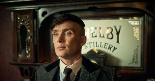 Peaky Blinders cast seen filming following Helen McCrory's death